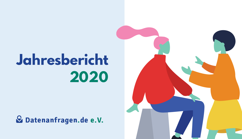 Unser Jahresbericht für 2020
